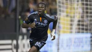 Kwadwo Poku New York City FC MLS 08192015