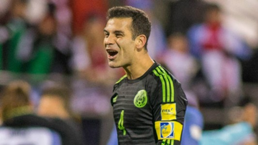 Rafa Marquez Mexico USA 11112016