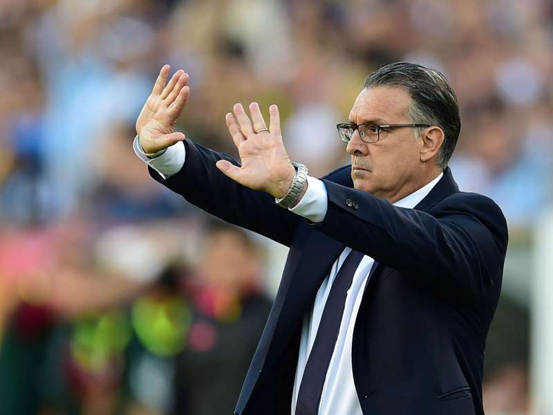 Martino warns Argentina: Don't give USA a window of opportunity
