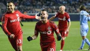 Sebastian Giovinco Toronto FC MLS 110616