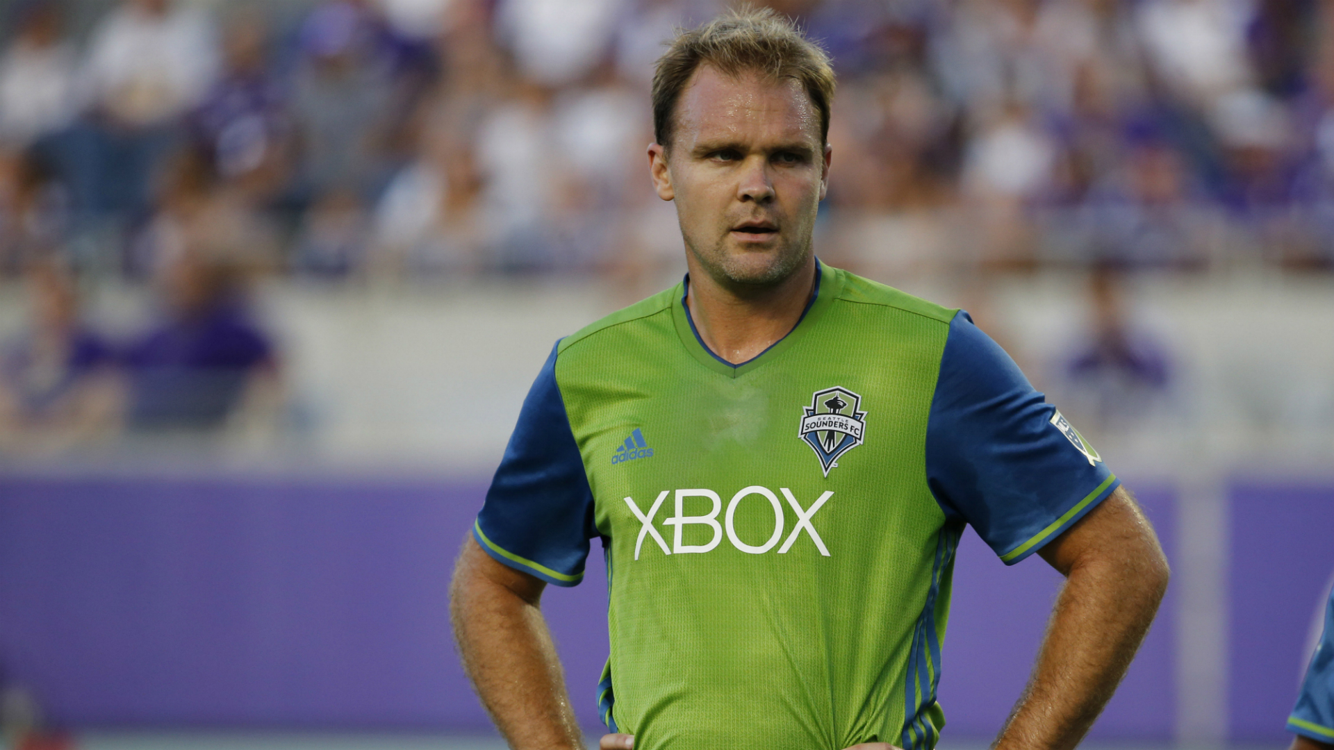 Chad Marshall Seattle Sounders MLS 08072016