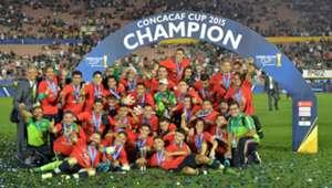 Mexico CONCACAF Cup 10102015