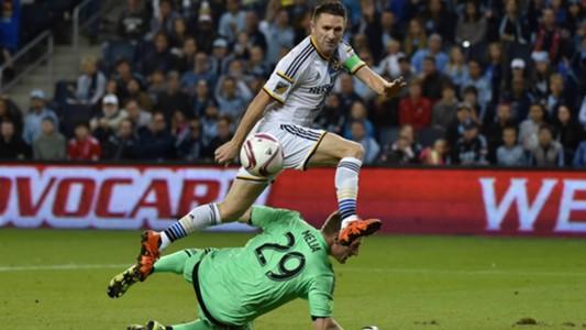Robbie Keane LA Galaxy Sporting KC 10252015
