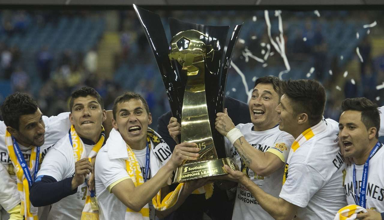 Club America CONCACAF Champions League 04292015