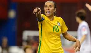 Marta Brazil Women's World Cup 06092015