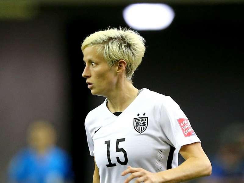 Women's World Cup: Rapinoe not impressed by Blatter mindset