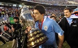 Luis Suarez Uruguay Copa America 07242011