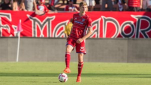 Walker Zimmerman FC Dallas MLS 10162016