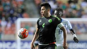 Carlos Salcedo Mexico Olympic qualification