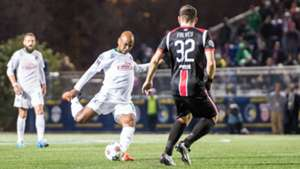 Marcos Senna New York Cosmos NASL Final 11152015