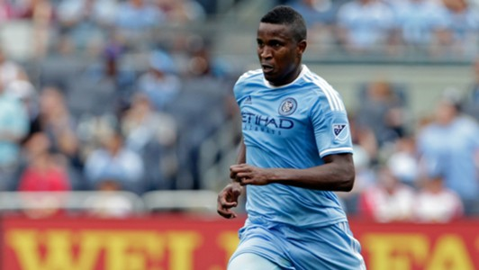 Jefferson Mena New York City FC MLS 07032016