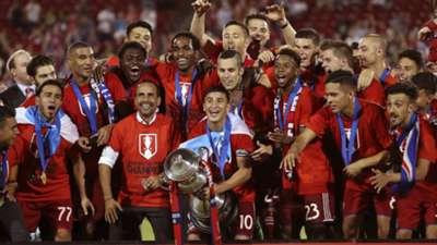 Oscar Pareja Mauro Diaz FC Dallas U.S. Open Cup final 09132016