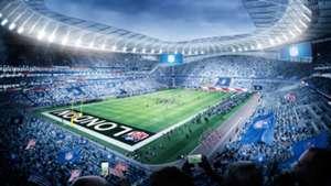 Tottenham Hotspur Stadium Plans