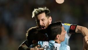 Lionel Messi Argentina 11152016