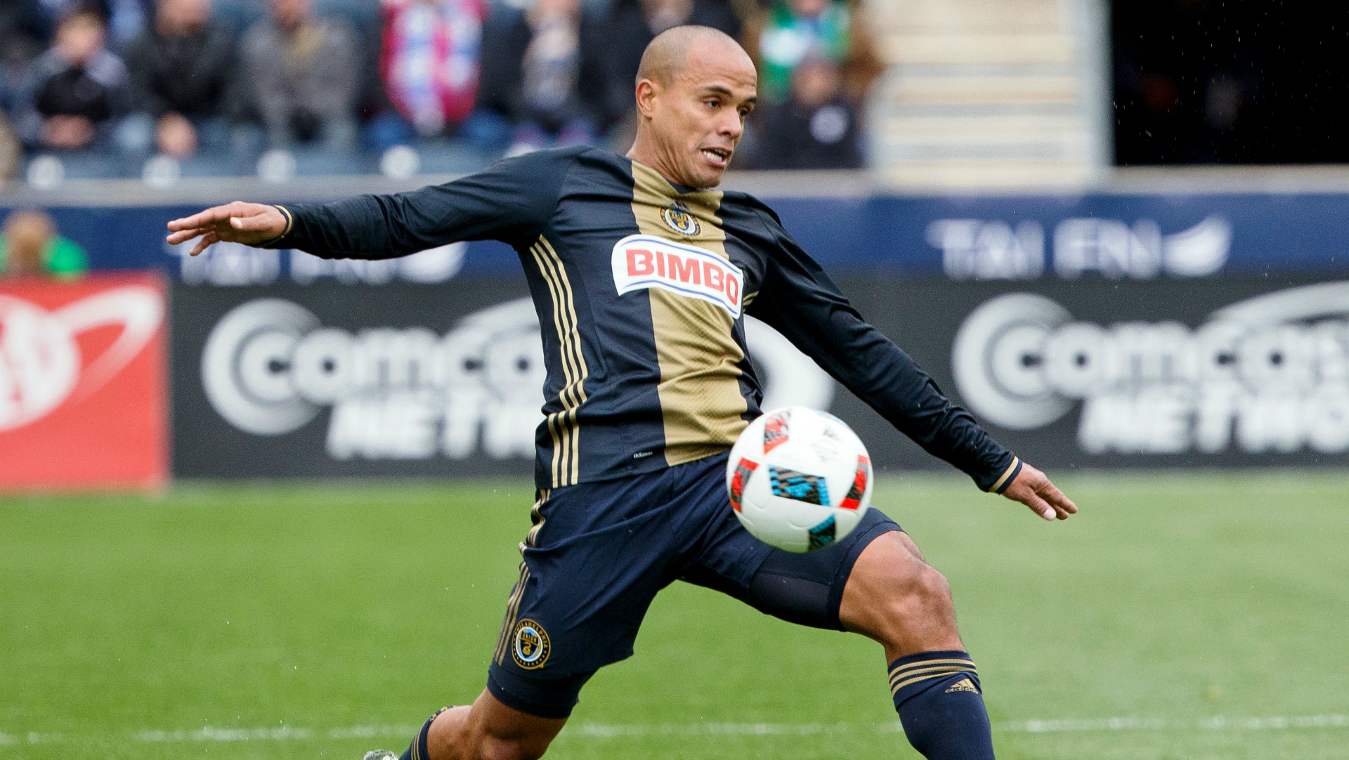 Fabinho Philadelphia Union MLS 03202016