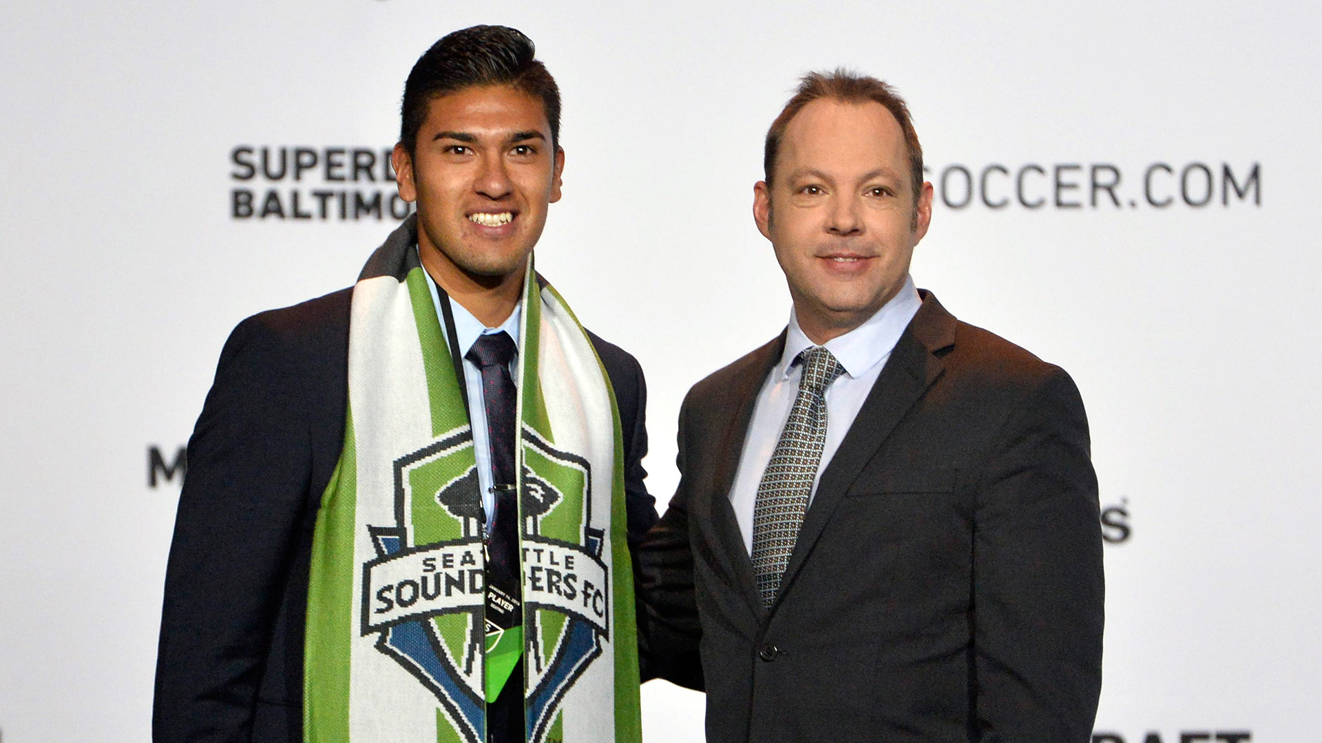 Tony Alfaro MLS SuperDraft