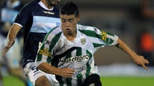 James Rodriguez Banfield 10012017