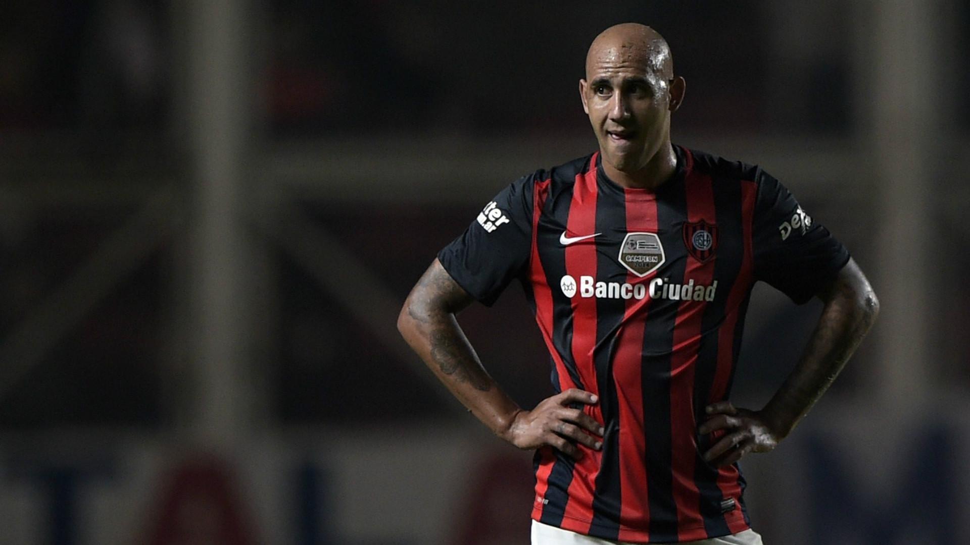 Juan Mercier San Lorenzo Danubio Copa Libertadores 2015