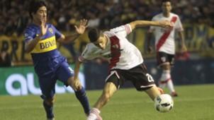 Pablo Perez Ignacio Fernandez Boca River Torneo de Verano 2016