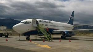 avion dap atletico tucuman