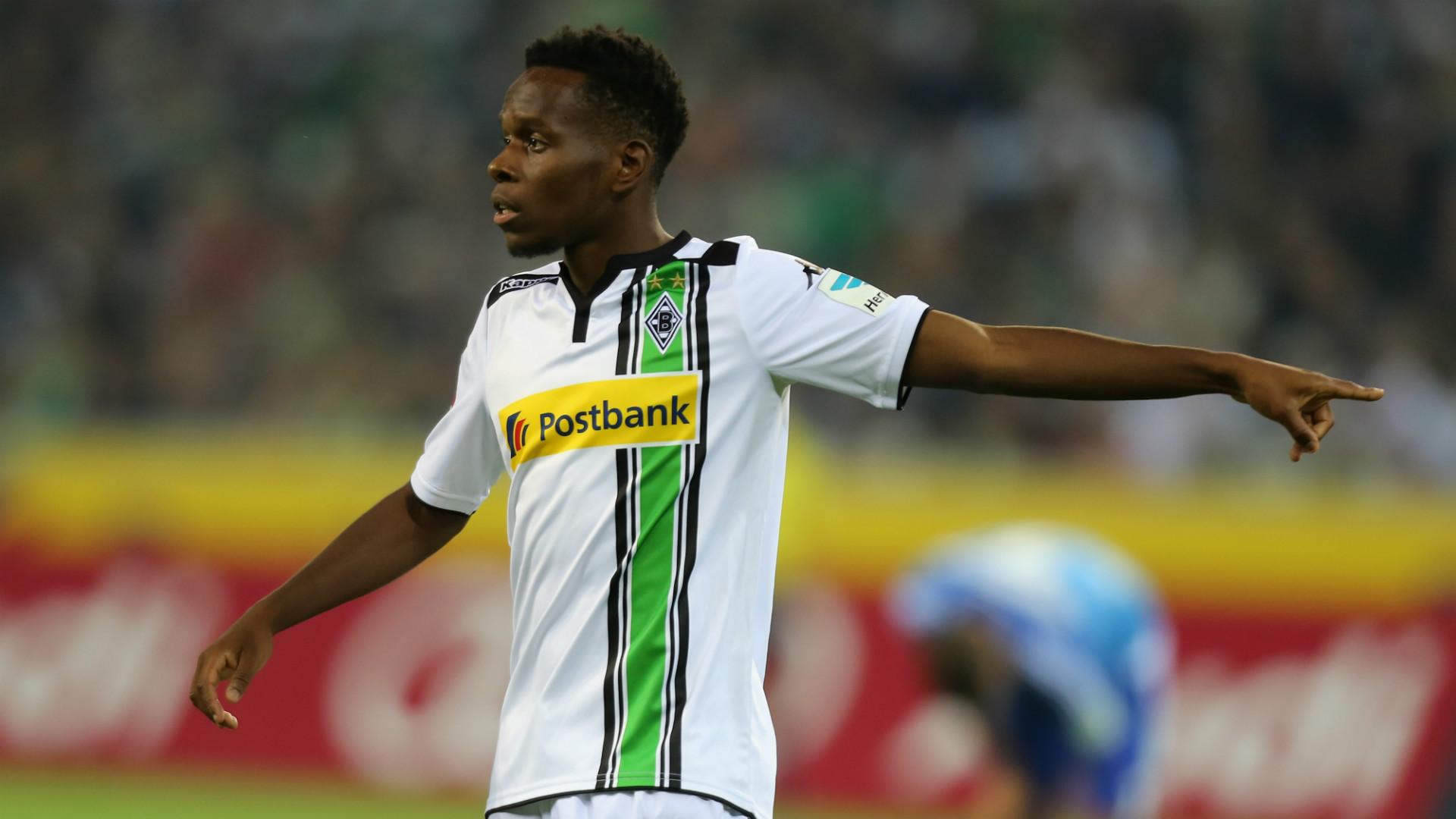 Ibrahima Traore Borussia Moenchengladbach 11092015
