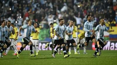 Argentina Colombia Copa América 2015