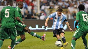 Lionel Messi Saudi Arabia Argentina 14112012