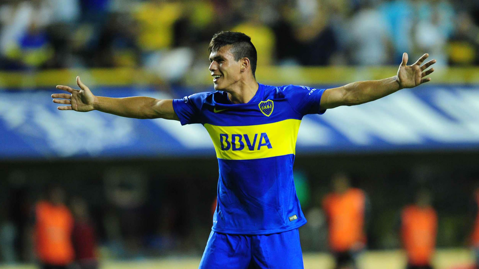 Jonathan Silva Boca Juniors Newell's Primera Division 20022016