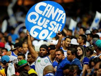Cruzeiro River Plate Copa Libertadores 27052015