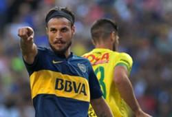 Daniel Osvaldo - Boca Juniors