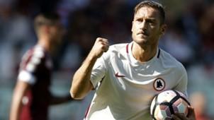 FC Torino AS Roma Calcio Serie A 2016 Jersey Away Francesco Totti