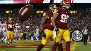 NFL Washington Redskins - Olimpia