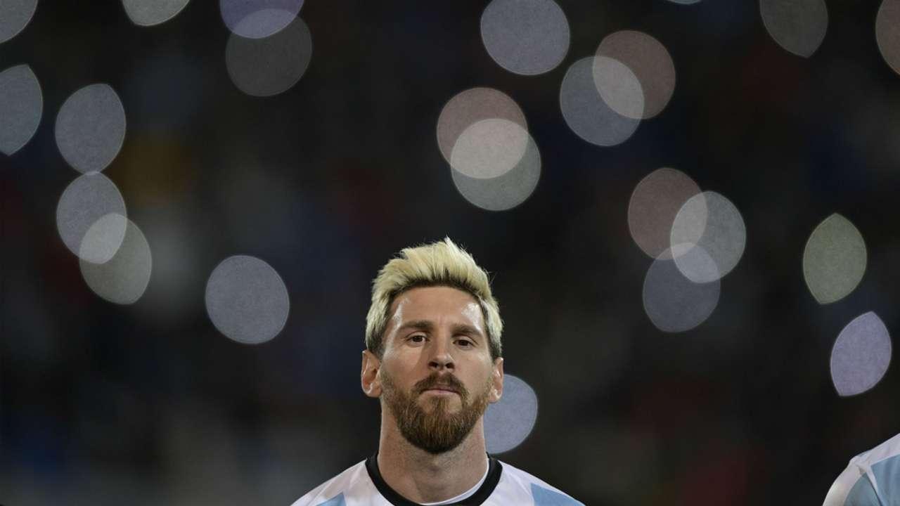 Lionel Messi - Argentina - Uruguay Eliminatorias Sudamericanas 01092016