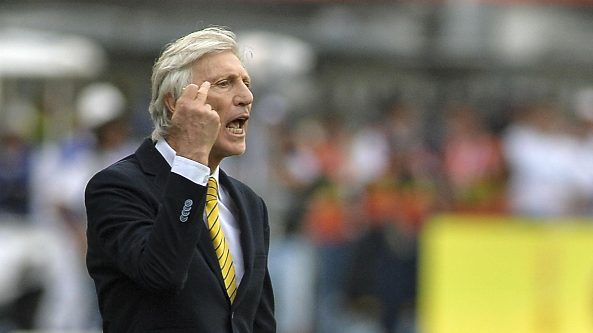 Jose Pekerman DT Colombia