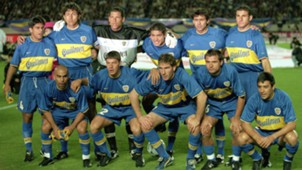 Boca Real Madrid Intercontinental Cup 28112000