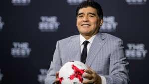 Diego Maradona The Best FIFA Football Awards 2016