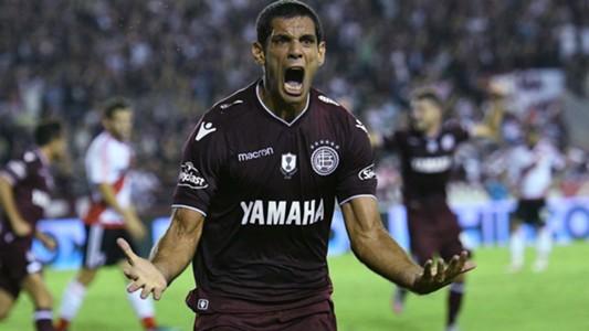 Jose Pepe Sand Lanus River Primera Division 21032017