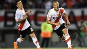 Carlos Sánchez Los más efectivos Copa Sudamericana 2015