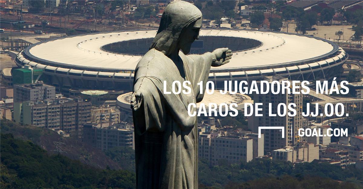 PS Galeria Los 10 jugadores más caros de los Juegos Olímpicos