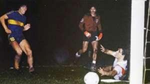 Diego Maradona Boca Juniors River Plate 1981