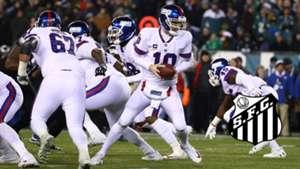 NFL New York Giants - Santos