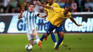Argentina v Brazil Lionel Messi 2014
