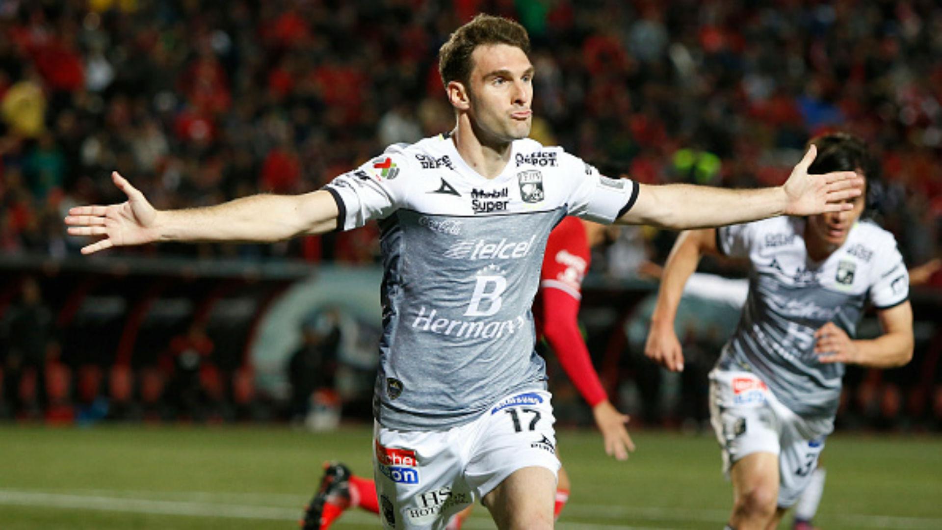Mauro Boselli León Liga MX Clausura 2017