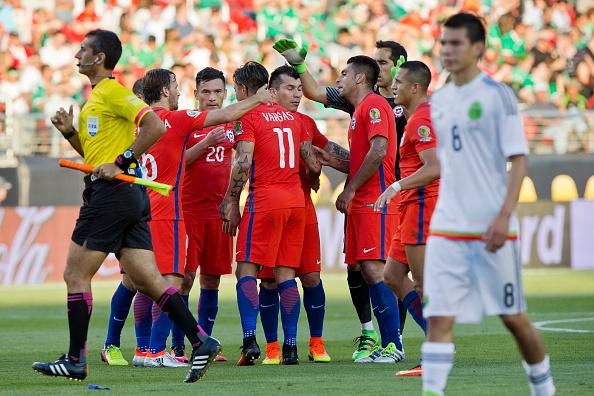 Chile Mexico Copa America Centenario 2016
