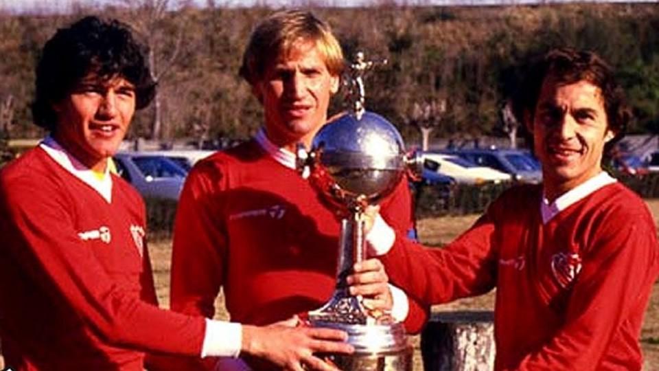Independiente Copa Libertadores 1984
