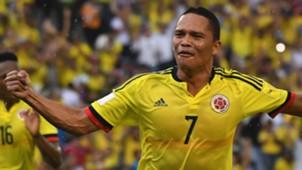 Carlos Bacca Colombia Uruguay Eliminatorias Sudamericanas 11102016