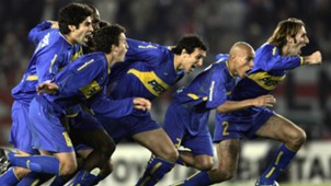 River Plate Boca Juniors Copa Libertadores 2004