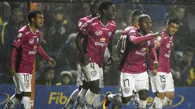 Boca Independiente del Valle Copa Libertadores 14072016