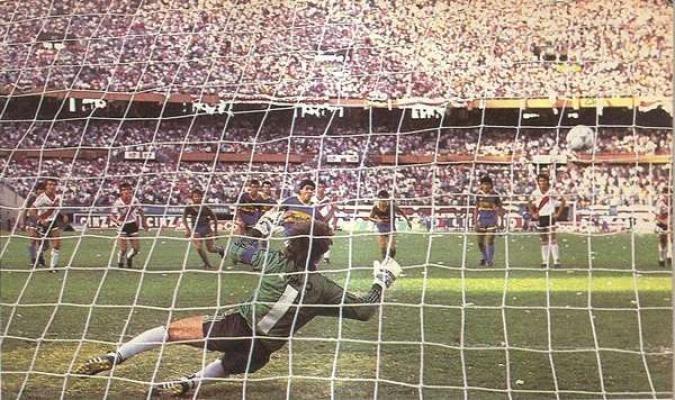 Comas Penal River Boca 1987