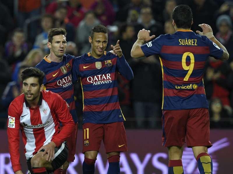 ¿Por qué Neymar, Messi y Suárez juegan tan bien juntos?